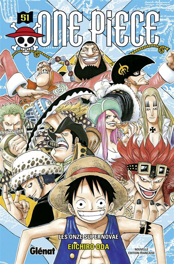 ONE PIECE - EDITION ORIGINALE - TOME 51 Oda Eiichiro Glénat